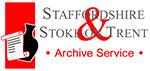 staffordshire archive service logo
